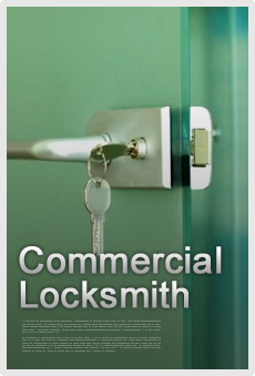 Preston Commercial Locksmith